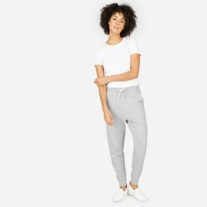 Everlane French Terry Grey Sweatpants 🌿